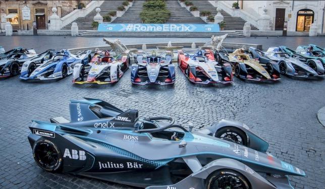 144207 - Формула E: Гонка в Риме будет проводиться до 2025 года