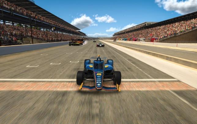 IndyCar: Норрис мог победить, но выиграл Маклафлин