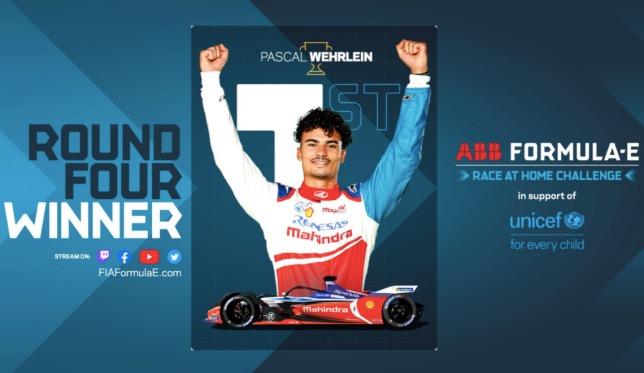 eSports: Паскаль Верляйн выиграл гонку в Гонконге
