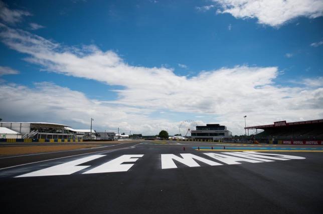 Автодром в Ле-Мане откроется 1 июня