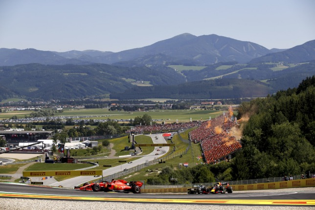 Гран При Австрии на автодроме Red Bull Ring, 2019 год