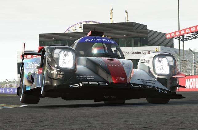 Виртуальная гонка в Ле-Мане вновь была приостановлена