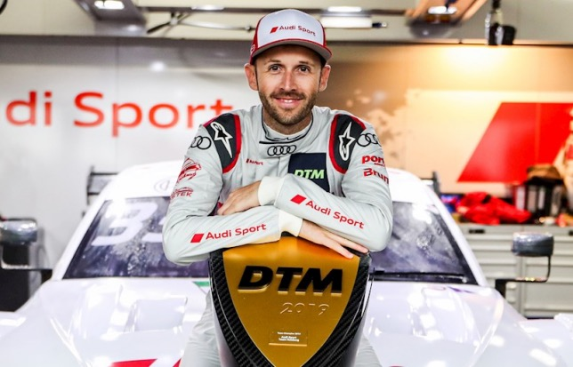 Формула E: Рене Раст заменит Даниэля Абта в команде Audi