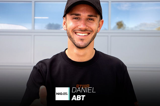 145300 - Даниэль Абт продолжит карьеру в Формуле Е