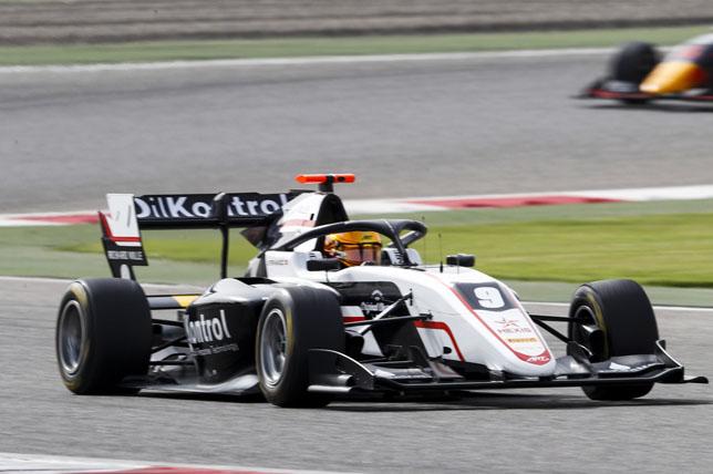 Ф3: Фернандес выиграл квалификацию в Австрии