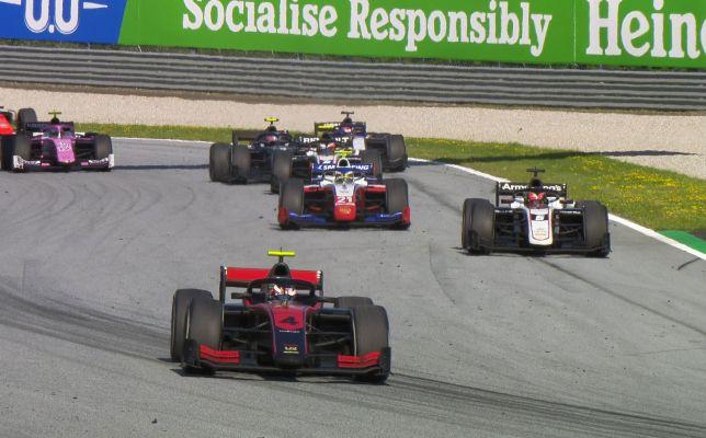 Формула 2: Айлотт выиграл, Шварцман поднялся на подиум