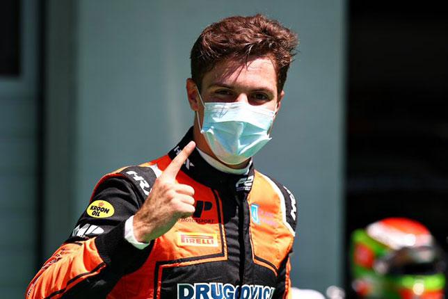 Формула 2: Воскресный спринт выиграл Другович