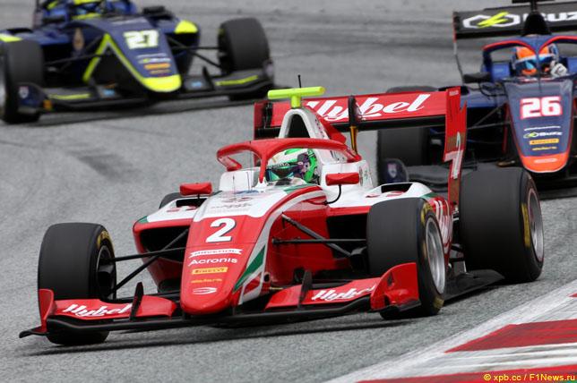 Ф3: Фредерик Вести выиграл квалификацию в Штирии