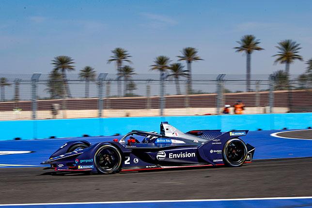 Формула E: Ник Кэссиди подписал контракт с Virgin Racing