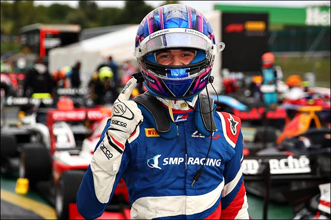 Александр Смоляр. Фото: Пресс-служба SMP Racing. © 2020 Getty Images