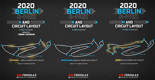 Пилоты Формулы E о шести финальных гонках в Берлине