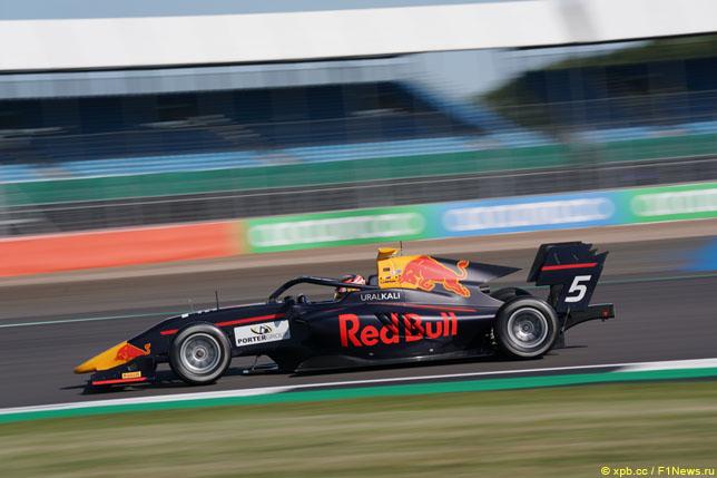 Ф3: Лиам Лоусон одержал вторую победу в сезоне