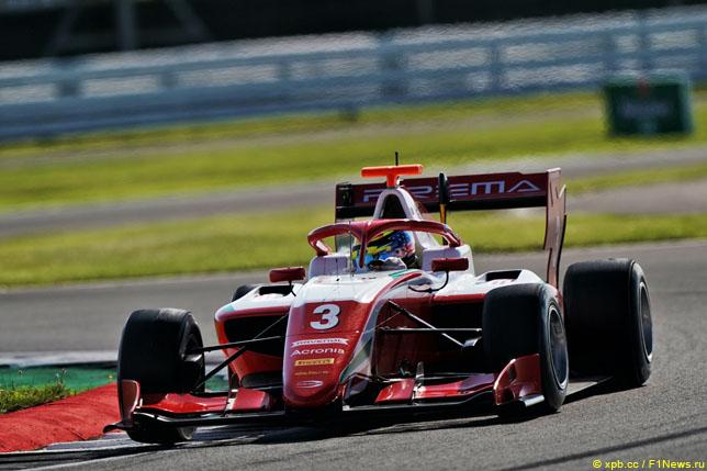 Ф3: Сарджент завоевал второй поул подряд в Сильверстоуне