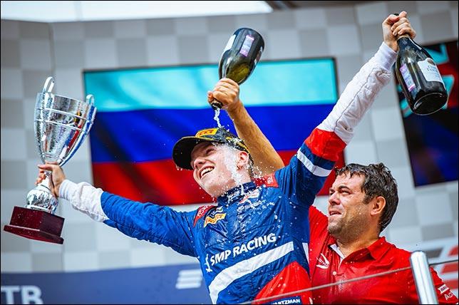 Российские пилоты Формулы 2 о российском этапе