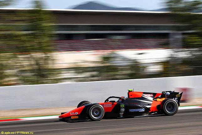 Формула 2: В воскресенье в Барселоне выиграл Другович