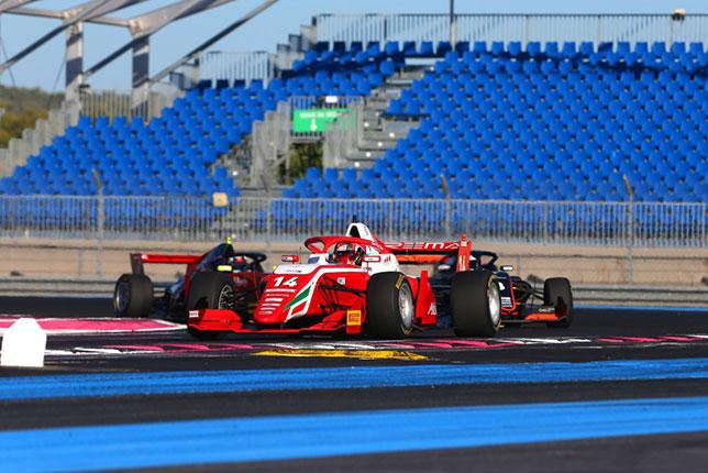 Гонщики Академии Ferrari доминируют в Формуле Regional
