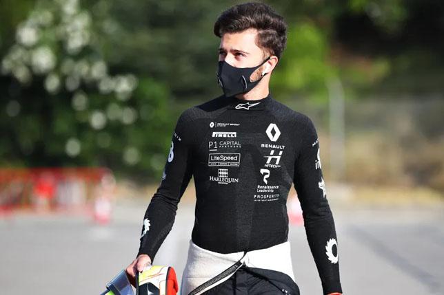 Ф3: Макс Фьютрелл и Hitech GP прекратили сотрудничество