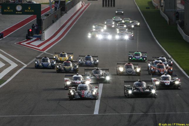 В FIA WEC перенесли дату финального этапа сезона