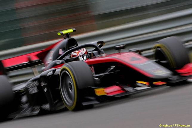 Формула 2: С поула в Монце стартует Каллум Айлотт