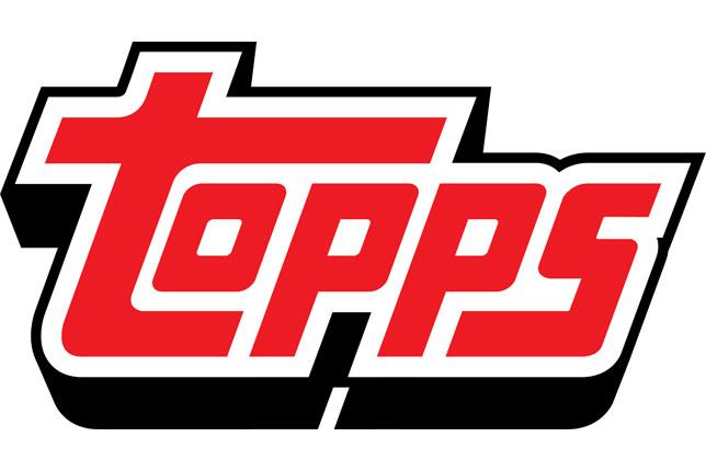 Логотип Topps