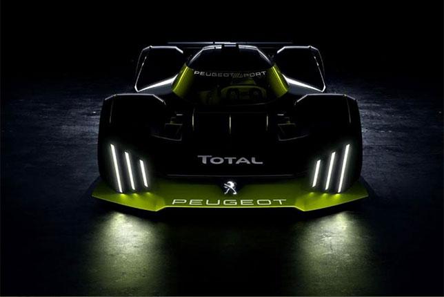 147623 - В Peugeot представили гиперкар для Ле-Мана'2022