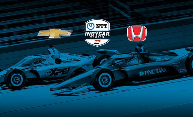 В IndyCar продлили контракты с Honda и Chevrolet