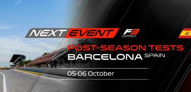 Формула 3: В понедельник в Барселоне стартуют тесты