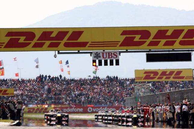 Стартовое поле Гран При Турции 2011 года, фото XPB