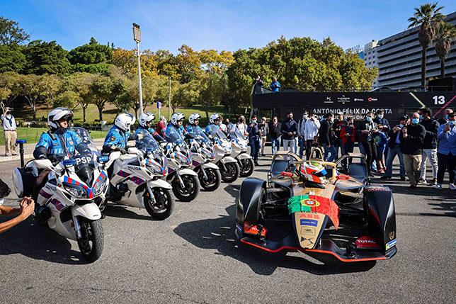 В 2021 году гонка Формулы E может пройти в Эшториле