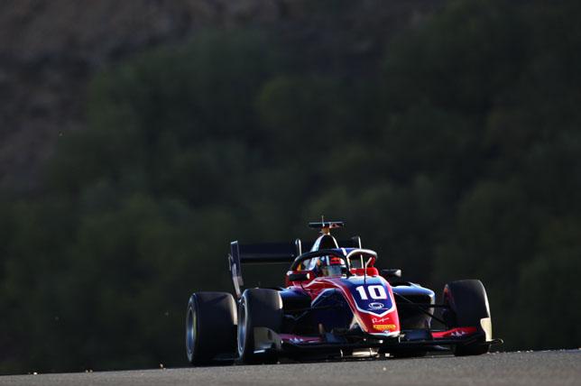 В Хересе завершились тесты Формулы 3