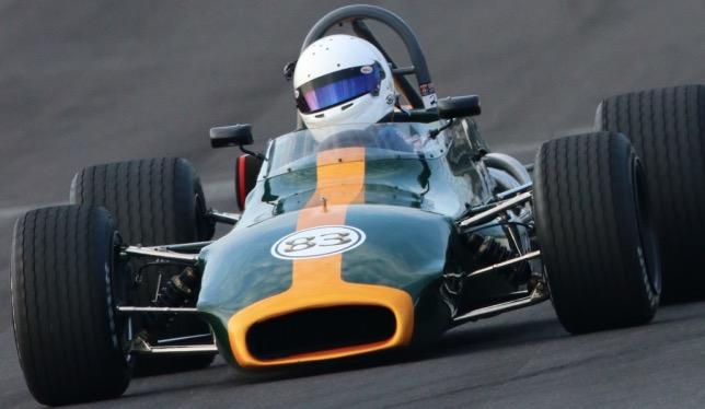 Потомки Джека Брэбэма сели за руль его Brabham BT35