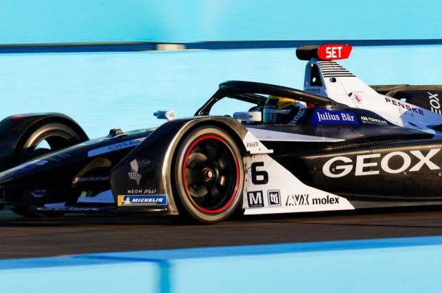 Формула E: Камара проведёт полный сезон в Dragon