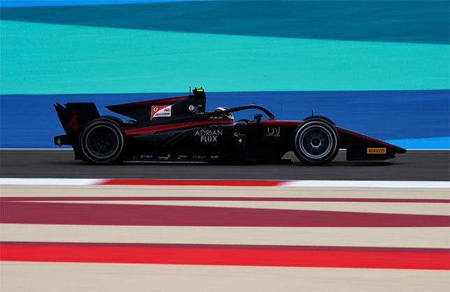 Формула 2: С поула в Бахрейне стартует Каллум Айлотт