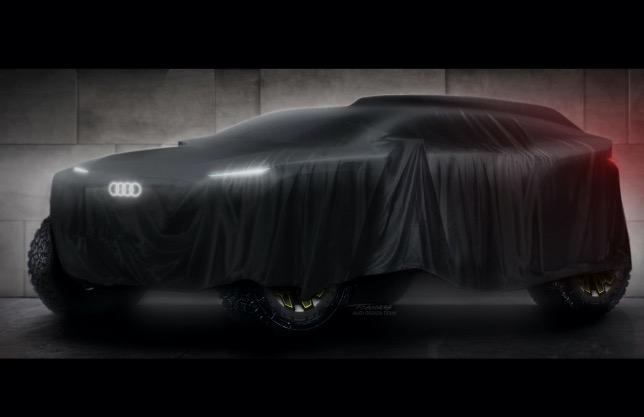 Audi уйдёт из Формулы E ради Дакара и Ле-Мана