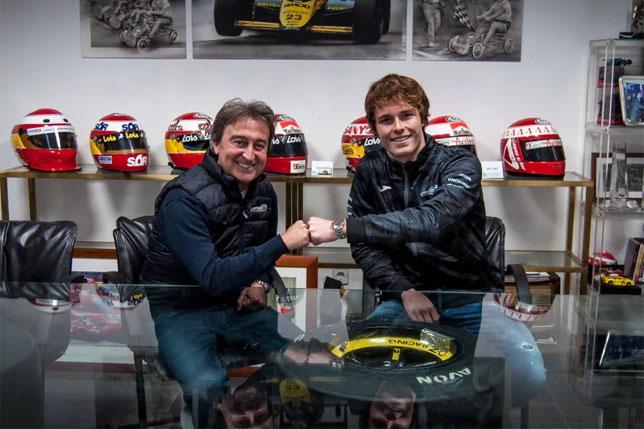Формула 2: Ральф Бошунг подписал контракт с Campos