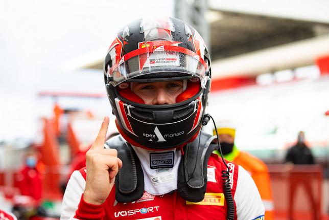 Формула 3: Артур Леклер подписал контракт с Prema Racing