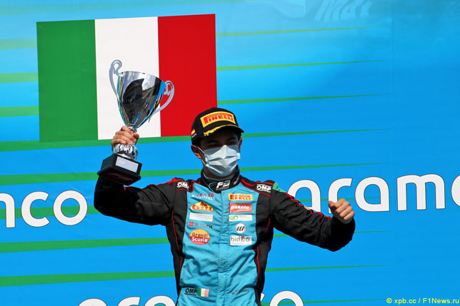 Ф3: Наннини подписал контракт с HWA Racelab
