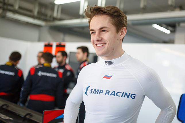 Егор Оруджев, фото: SMP Racing