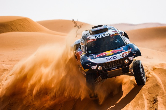 150270 - Дакар: Сайнс быстрее всех на 6-м этапе ралли-рейда