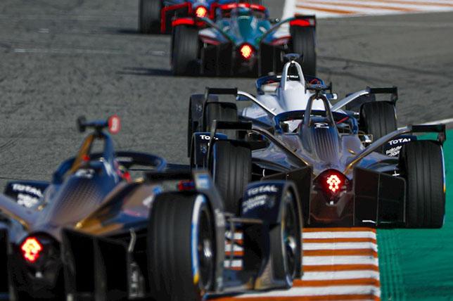 В Формуле Е подтвердили даты первых этапов