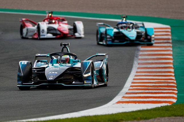 В Формуле Е создадут двухместную машину