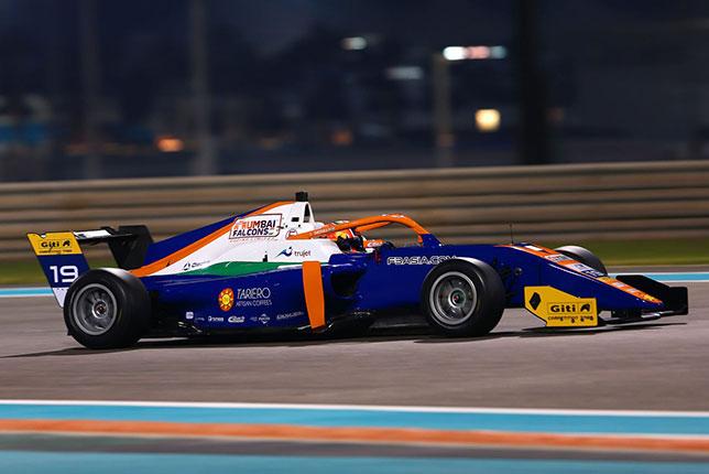 Ф3 Азия: Первую гонку в Абу-Даби выиграл Дарувала