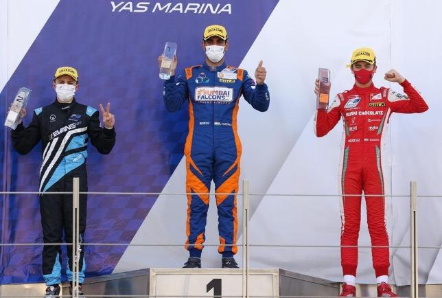 Ф3 Азия: Дарувала одержал вторую победу подряд