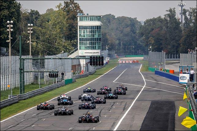 В Euroformula Open дадут очки за прорыв в гонке