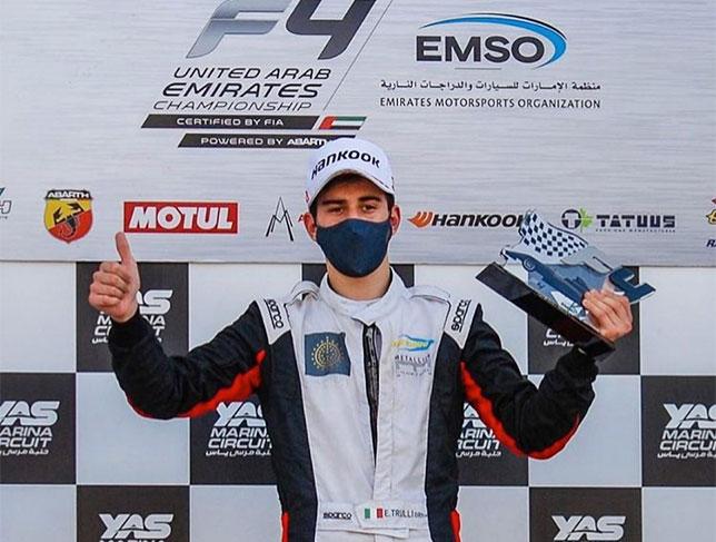 Формула 4: Энцо Трулли выиграл свой первый титул