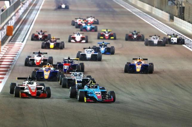 Ф3 Азия: Патрик Пасма одержал вторую победу