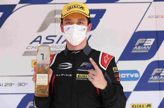 Ф3 Азия: Гуан Ю Чжоу одержал победу и выиграл титул