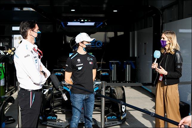Формула Е: Mercedes и Venturi не выступят в квалификации