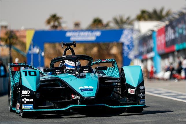 Формула Е: Сэм Бёрд выиграл второй этап