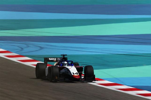Формула 2: Бекман лидирует в первый день тестов